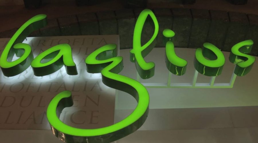 Launch of Baglios Franchising