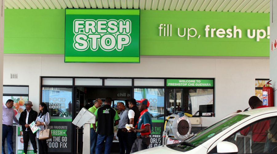 Fruit and Veg City Partner with Caltex