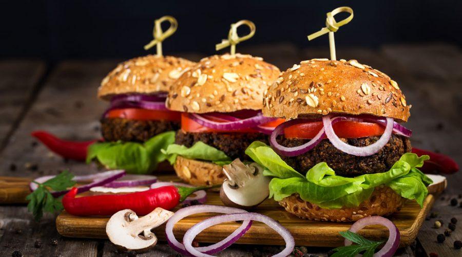 """Vegetarian Burger"" Claim Grilled"
