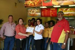 Scooters Pizza franchise voted best pizza place