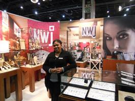 NWJ shines at the International Franchise Expo