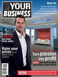 South Africa's leading franchise website and magazine join hands