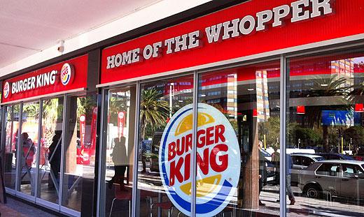 Burger King Sasol