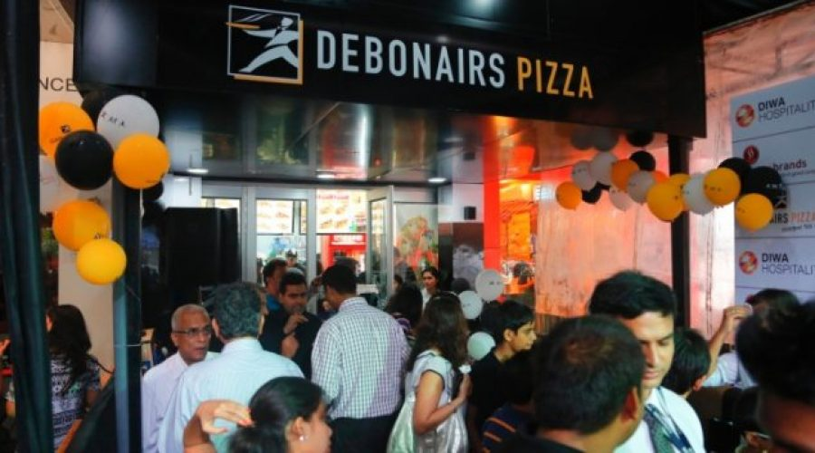 Famous Brands Forges Entry Into India with Debonairs Pizza
