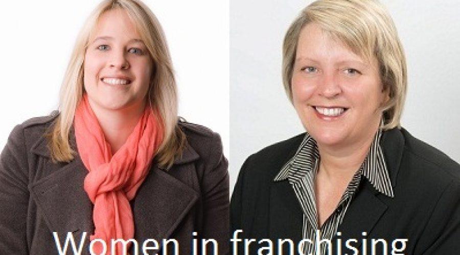 Prominent Women Share Franchising Secrets