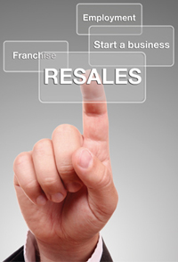 Franchise Resale