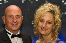 Andre-and-Debbie-de-lange-classy-create-franchise-owners