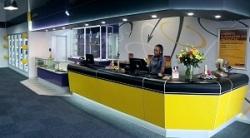 Cash Converters new branding front desk