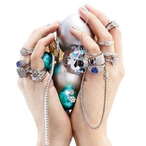 NWJ Jewelry on hand