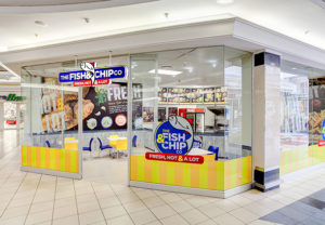 New Fish and Chip store layout