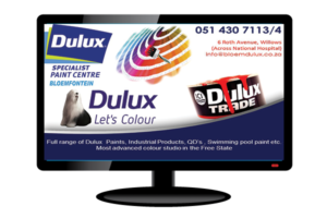 Power Ads TV2- Dulux
