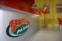 Scooters-pizza