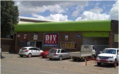diy depot outside