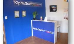 Kip McGrath reception