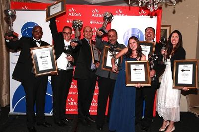 FASA Award Winners celebrating