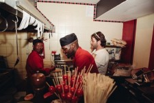 Burger Bistro Friday Night