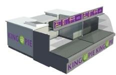 King Pie Kiosk Concept