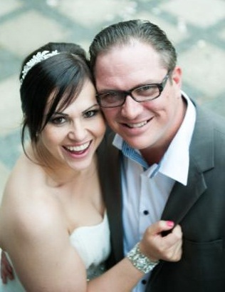 Candice and Mark Penhall - Wilcote Johannesburg North