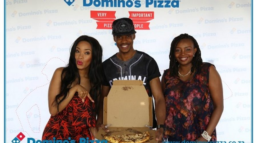 Domino's Pizza Proves a Hit in Rivonia