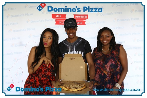 Domino's Pizza South Africa Launch in Rivonia