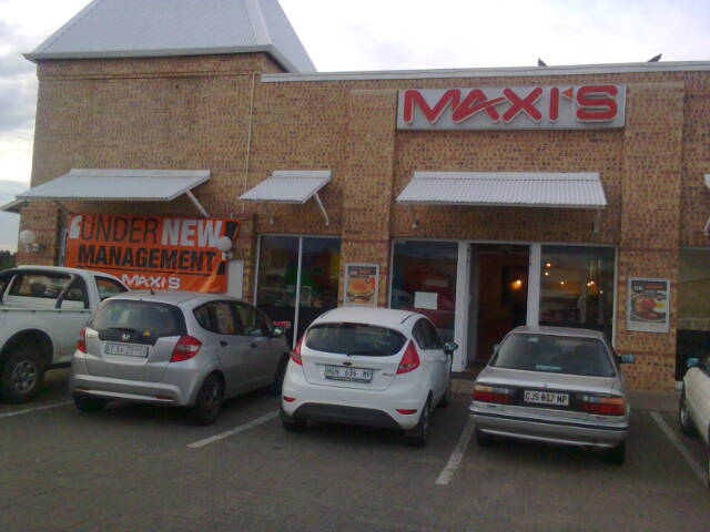 Maxis Standerton Junxtion Mall