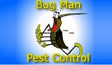 Bug Man Pest Control Services Logo