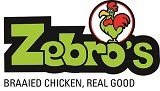 Zebro's Chicken Logo