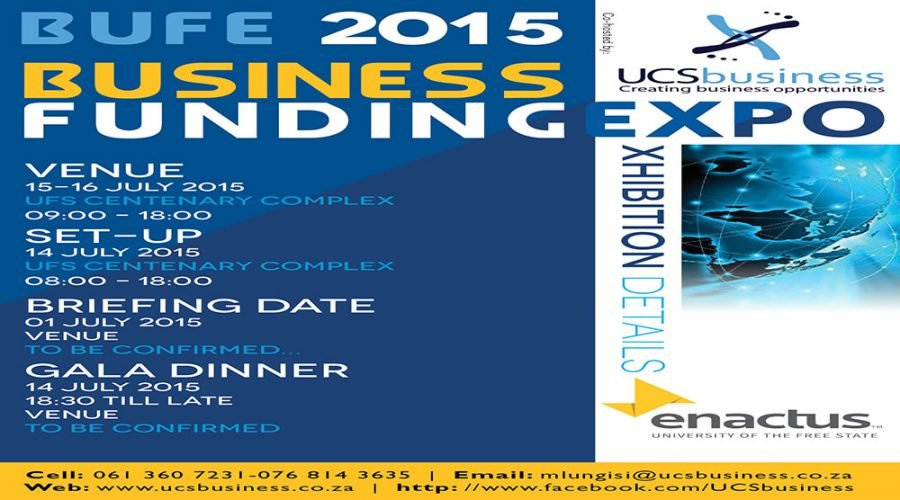 The 3rd Annual Business Funding EXPO – BUFE 2015