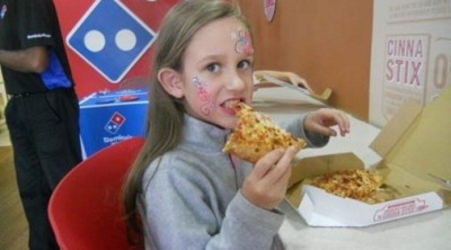Domino's Pizza and East Coast Radio Make a Birthday Dream Come True