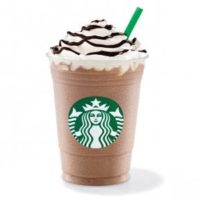 Starbucks Coffee coming to South Africa double choc chip frappe