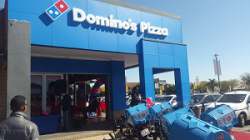 Domino's Pizza 50th store