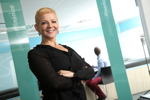 Natalie Champion Marketing Manager of Cash Converters South Africa