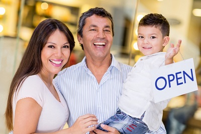 Family in business together - Franchising