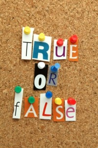 True or false Franchsing