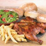 Galito's Chicken Combo Meal