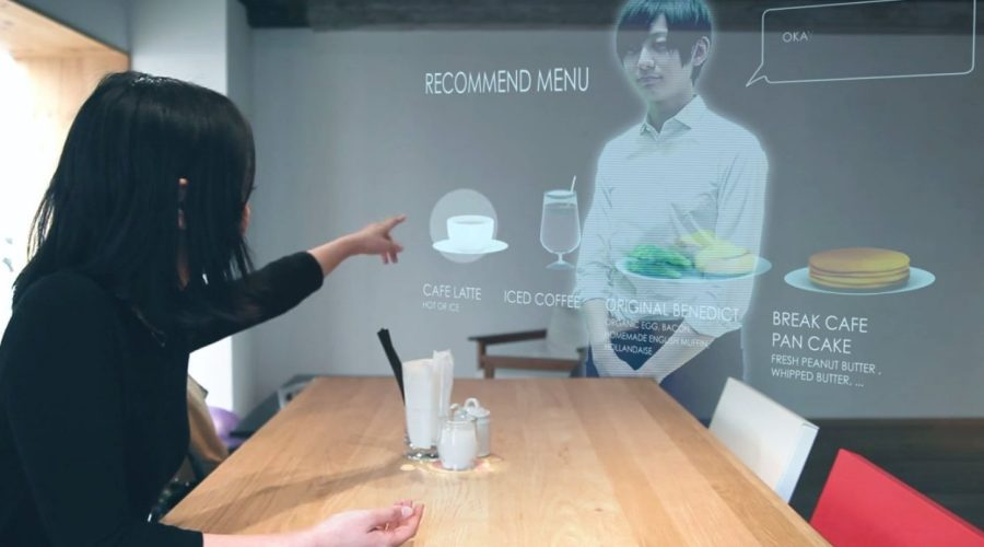 Hello Computer: Meet the Restaurant of the Future