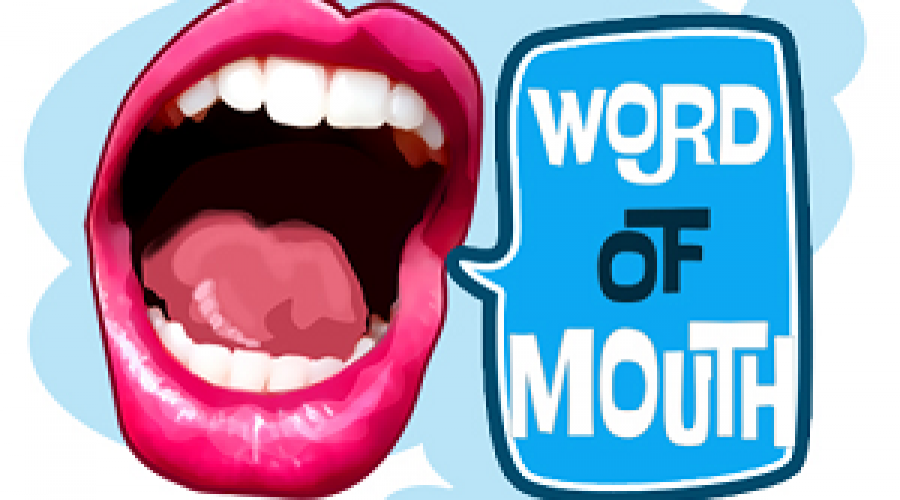 Don't Disregard Word of Mouth Marketing