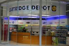 Cartridge Depot Front Store Landscape