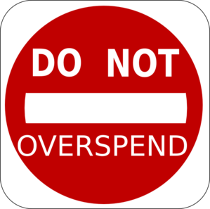 do-not-overspend