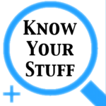 Be prepared - know your stuff