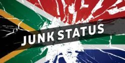 Junk Status in South Africa