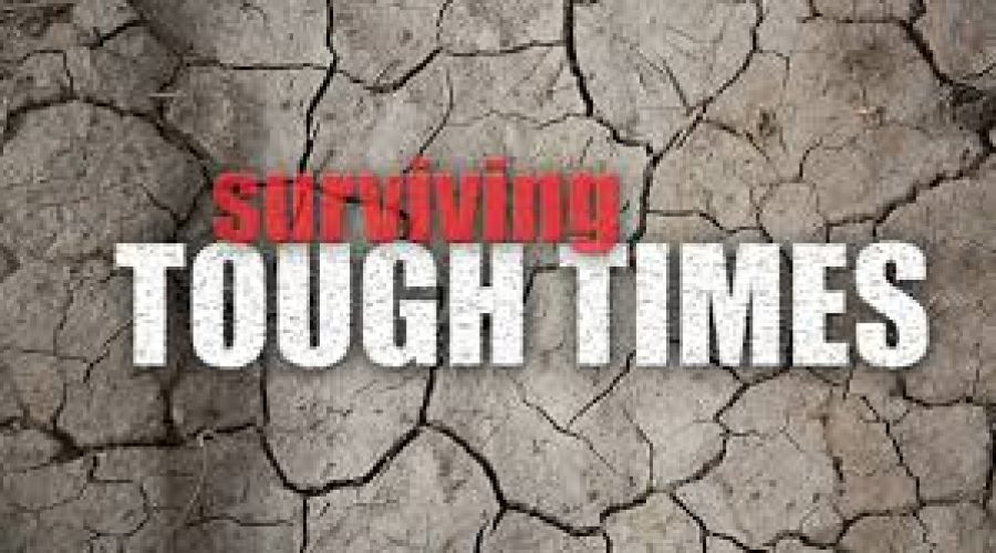Five-step Plan to Thrive in Tough Times