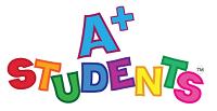 A+ Students Logol