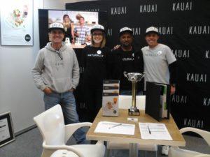Kauai franchisors and staff