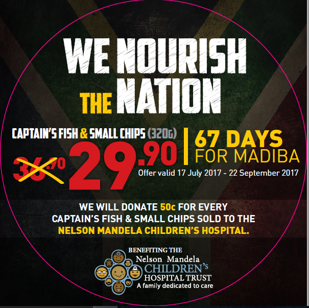 We nourish the nation Fish and Chip Co