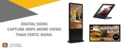 Advicast Multimedia Digital Signs