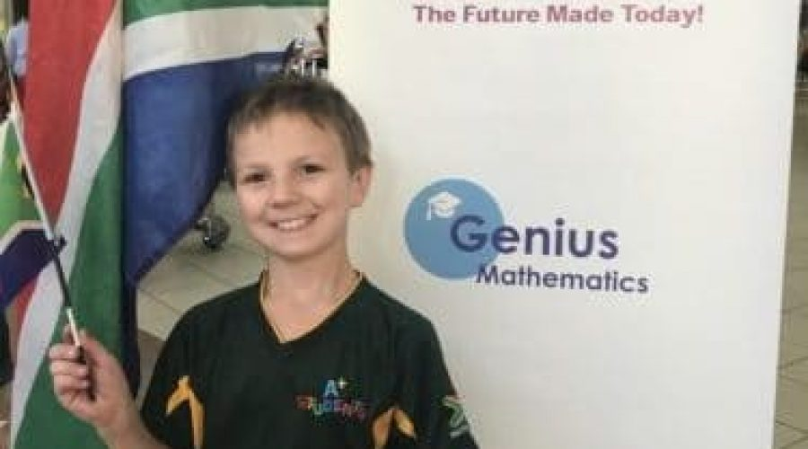 8 Year Old Shows Why Maths Matters – A+ Students