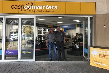 Cash Converters Whiteriver Owner & franchisee
