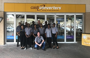 Cash Converters Whiteriver Team