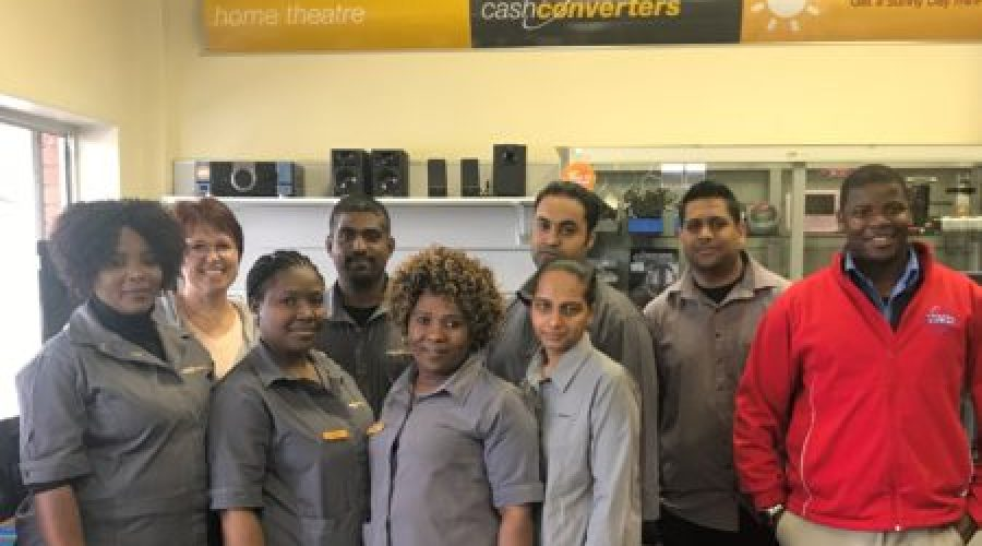 First Time Franchisees Say they had Wonderful Support from the Cash Converters Franchisor
